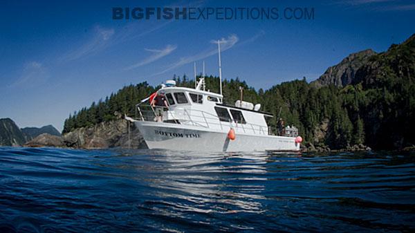 Alaska Dive Boat