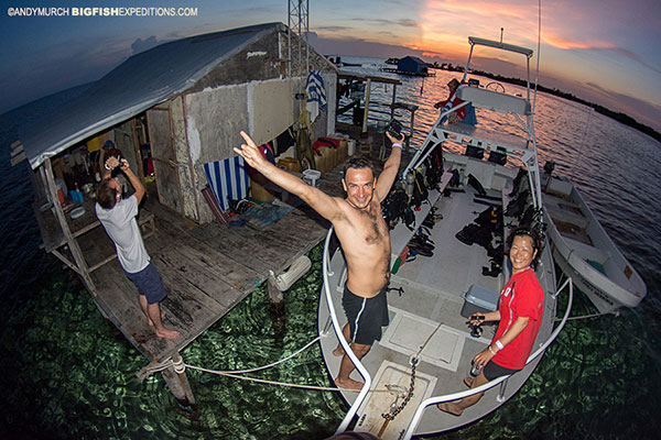2014 Chinchorro dive group