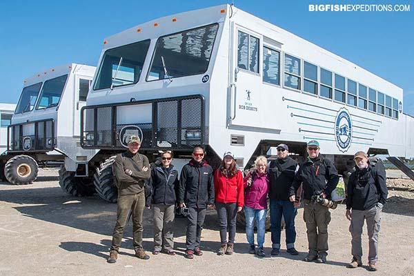Tundra Buggy Adventure